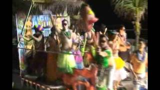 preview picture of video 'Cozumel Carnival 2012 invitation'