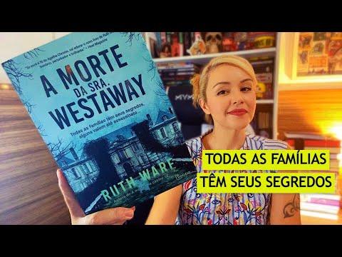 RUTH WARE   A morte da Sra. Westaway