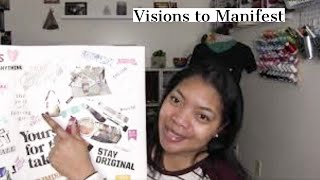 Vision Board 2019!