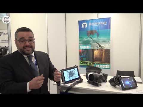 Migertron presenta sus soluciones para detección de residuos