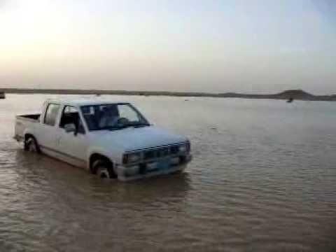 سيول السوط بحوطة بني تميم يوم الاحد 9/4/1430هـ