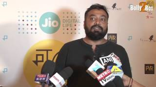 Anurag Kashyap At India Premier Of Google India In A Day