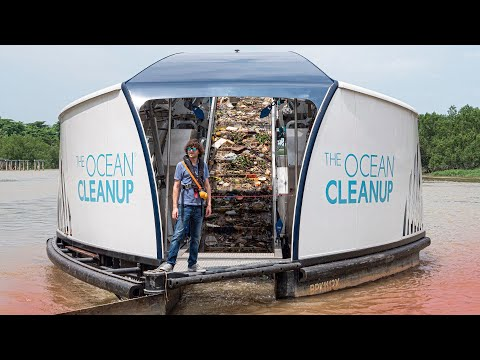 This Amazing Device Stops Plastic from Reaching the Ocean