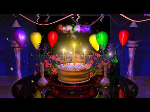 Thema: Verjaardagskaarten e-card : magische verjaardag