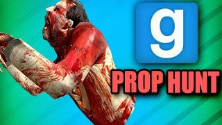 THE TORSO  - Gmod PROP HUNT