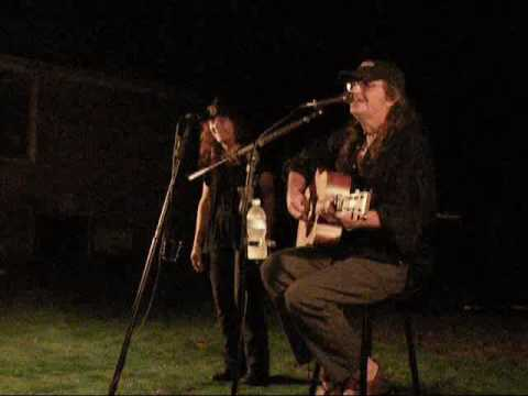 Suzy Ray Vaughan Band doing Time Will Tell (R. Bruce)