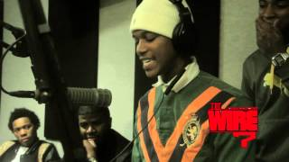 Lil Snupe ( Off The Top ) On Dj Cosmic Kev Come up show