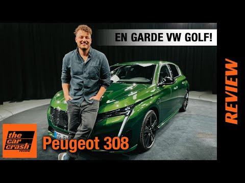 Peugeot 308 III (2021) EN GARDE VW Golf?! ⚔️🦁 Review | Test | SW | Plug-in Hybrid | GT Line | Preis