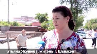 Жительница Шымкента, об ужасах соседства с металл-базаром