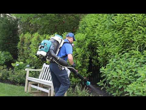 Treating A Property for Ticks in Spring...
