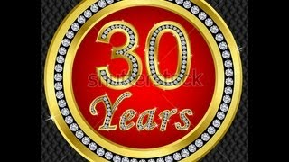 30th Birthday Party Ideas - Birthday Party Ideas For Adults :supplies,themes,decorations And Favors