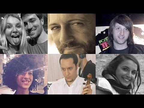 Γαλλία: Τα αδικοχαμένα θύματα των τρομοκρατικών επιθέσεων