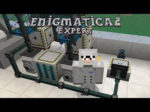 Enigmatica 2 Expert - SPACE PREP [E70] (Modded Minecraft
