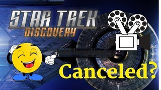 Star Trek Discovery Canceled? - This is weird -