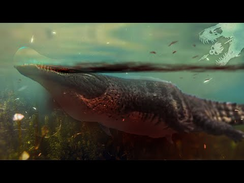 THE AQUATIC INVASION IS UPON US!- The Isle - LEAKED New Spino, Deinosuchus! - Isle Updates Gameplay