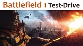 🎮 Battlefield 1 (Test-Drive)