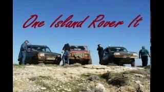 preview picture of video 'LAND ROVERS EXTREME ADVENTURES IN EXTREME COUNTRY'
