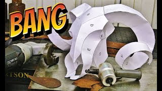 DIY Metal Sculpture Designs And Sheet Metal Cutting Techniques