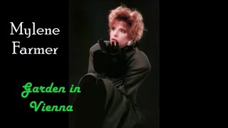 GARDEN IN VIENNA Mylene Farmer English Words for Jardin de Vienne 5 33
