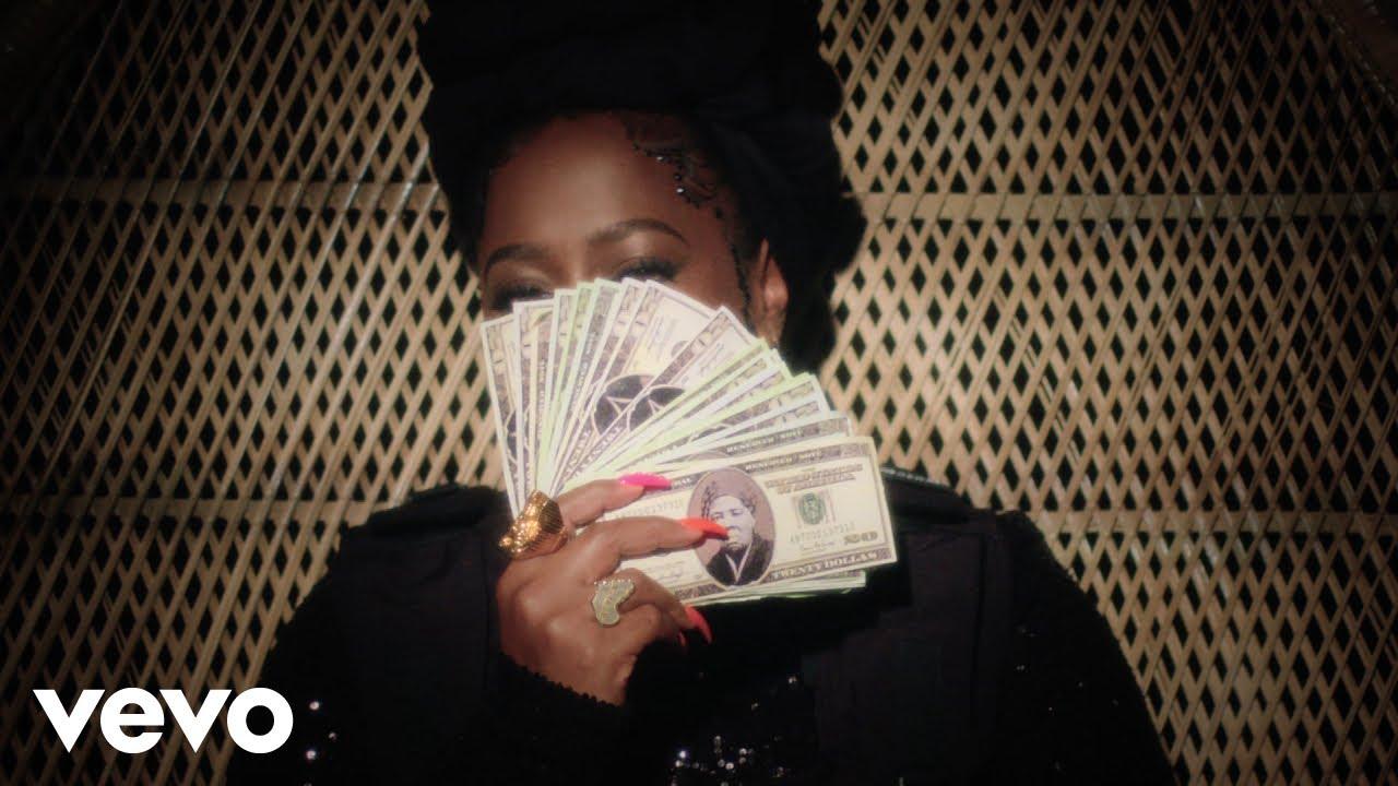 Rapsody - Oprah Ft. Leikeli47 (Official Music Video)