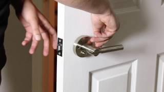 Toronto Ultra Modern Round Door Handles