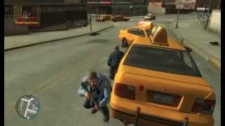 preview picture of video 'GTA IV - COPS - PATRULLANDO LIBERTY CITY - #4'