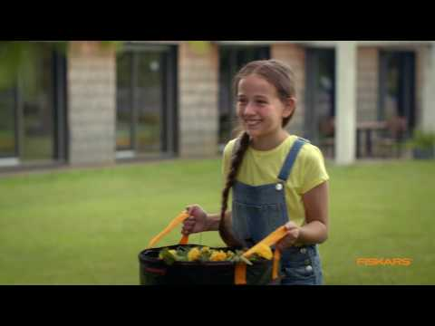 Fiskars Xact Weeder Ugressfjerner - film på YouTube