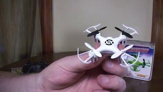 Bayang Toys - X6 Aircraft - Review and Flight