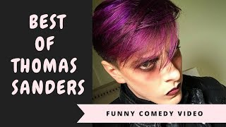 Funny Thomas Sanders Compilation (w/Titles) Best Comedy of Thomas Sanders - Vine Age2✔