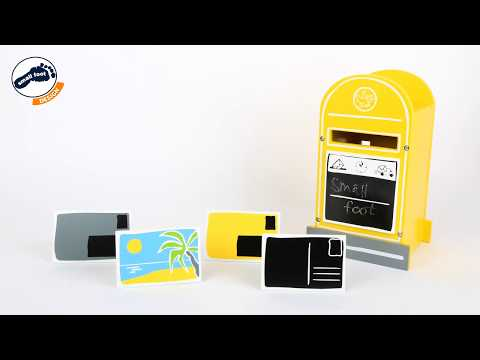 small foot design Briefkasten / Mailbox