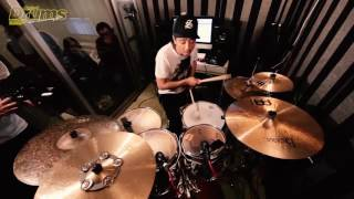 【Teaser】FUYUが伝授するGospel Drumsの奥義|リズム&ドラム・マガジン2017年5月号付録DVDより