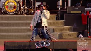 Guns N Roses - Not In This Lifetime Selects: Download Festival