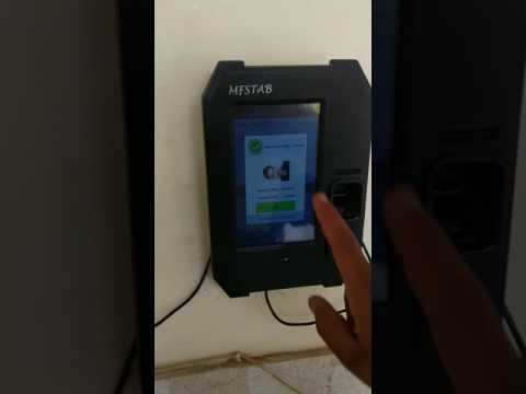 Biometric System at Best Price in India