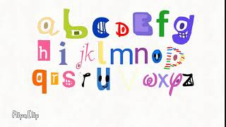 Alphabet Fonts Letters