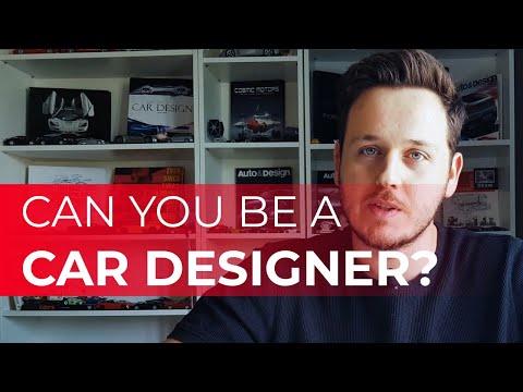HOW TO BE A CAR DESIGNER? - Car Design Questions 1