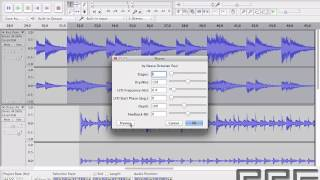 Effects In AUDACITY Part 2