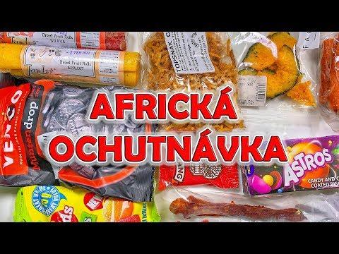SUŠENÉ ANTILOPÍ MASO a další dobrůtky z AFRIKY!