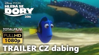 Hledá se Dory (2016) CZ dabing HD trailer