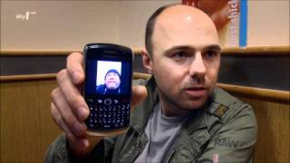 Karl Pilkington's Angry Voicemail - An Idiot Abroad 2