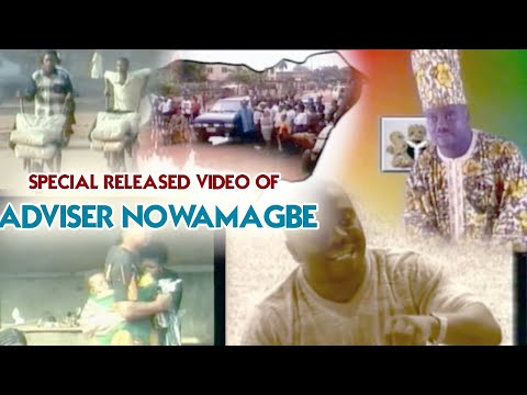Best of Adviser Nowamagbe Vol 4 - Benin Music Mix - смотреть