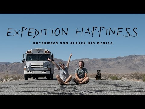 Expedition Happiness - Der Film - Trailer - ab 04. Mai im Kino