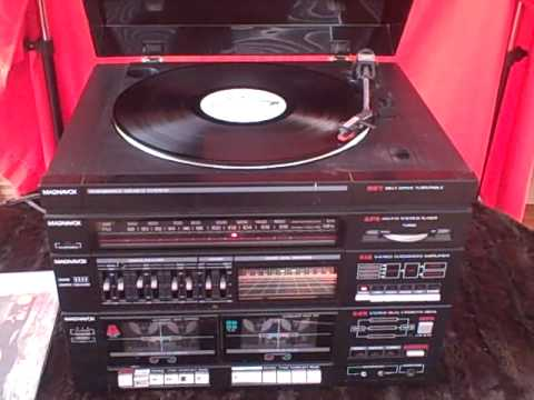 Magnavox Integrated Stereo System MX1810