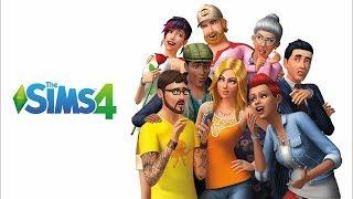 The Sims 4. Часть 1 (Создание персонажа и обустройство)