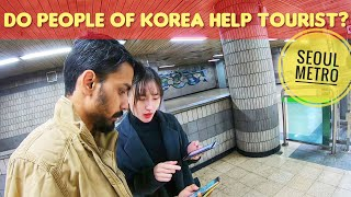 IS there any ATTITUDE in GIRLS OF KOREA ?? My First Day in SEOUL, SOUTH KOREA!!