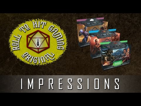 Roll to Hit Impressions: Ophidian 2360