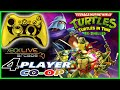 Tmnt Re shelled 4 Player Co op Xbox Live Arcade xbox 36