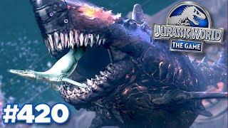 ISLA SORNA IS HERE!! || Jurassic World - The Game - Ep420 HD