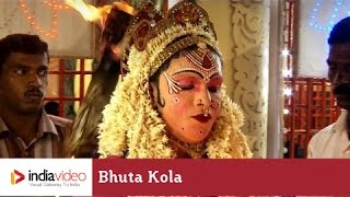 Bhuta Kola, an ancient ritual art