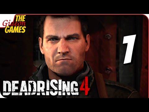 DEAD RISING 4 ➤ Прохождение #1 ➤ НОВОГОДНЯЯ РЕЗНЯ!