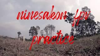 #Fpvfreestyle Practice with tree